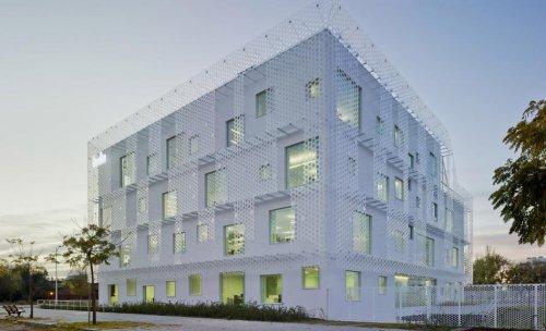 Nueva sede de la Confederación de Empresarios de Albacete