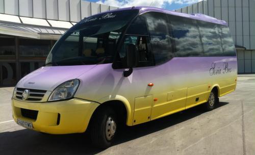 Autobuses y Microbuses