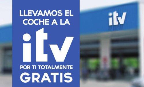 Te hacemos la pre ITV y llevamos tu coche a la ITV de forma totalmente gratuita para ti.