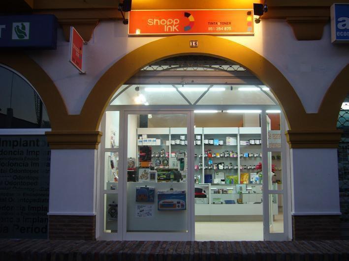 Shoppink Rincon, Tinta y toner