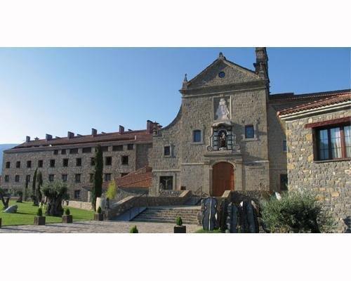 Majestuoso monasterio del s.xvii totalmente rehabilitado