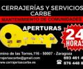 Cerrajería Carbe