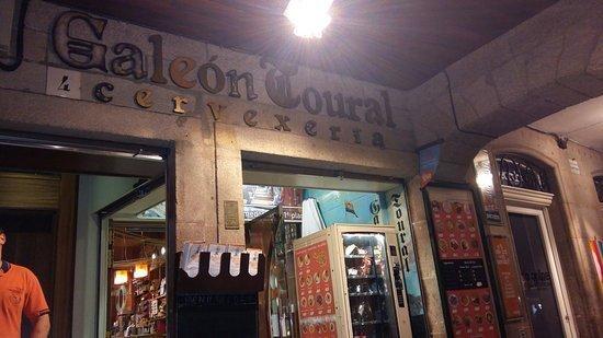 Galeón Toural Cervexeria