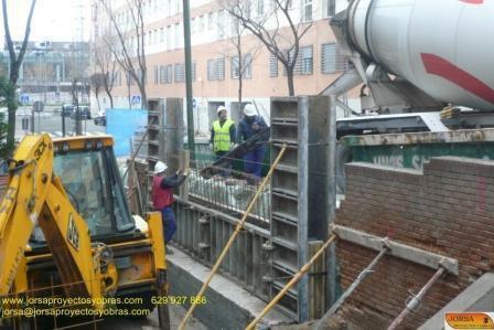 Proyectos y Obras Madrid