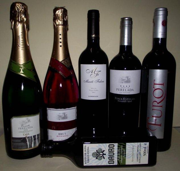 Selección de productos del Empordà