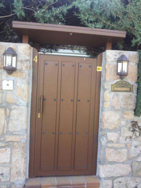 Puertas de tipo Castellano