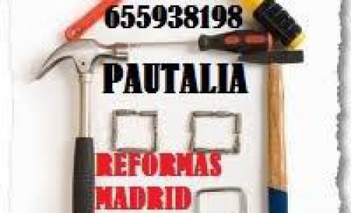 PAUTALIA REFORMAS MADRID