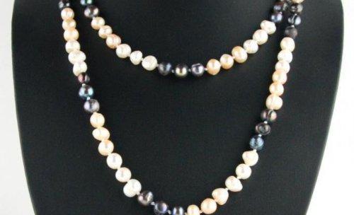 Collares de perlas cultivadas. Sólo venta al por mayor