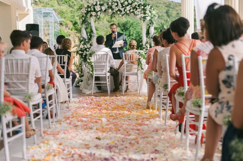 Maestro de ceremonias de bodas civiles Málaga