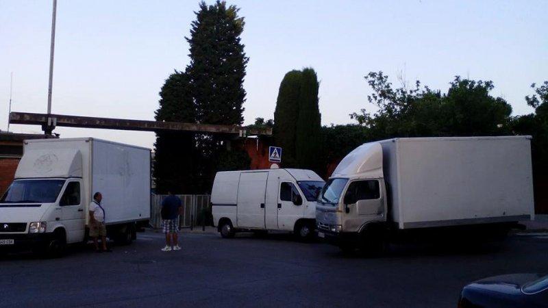 Camiones y Furgonetas Adonias S.L