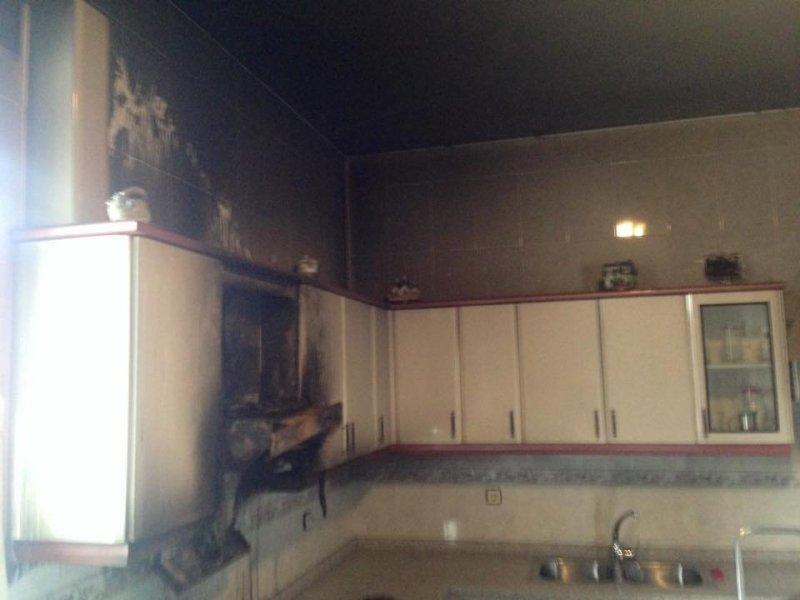 limpieza incendios