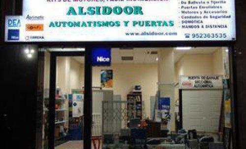 Tienda en Málaga