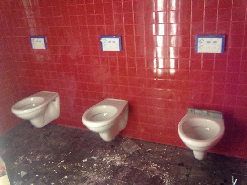 baños publicos Worten (Sevilla)