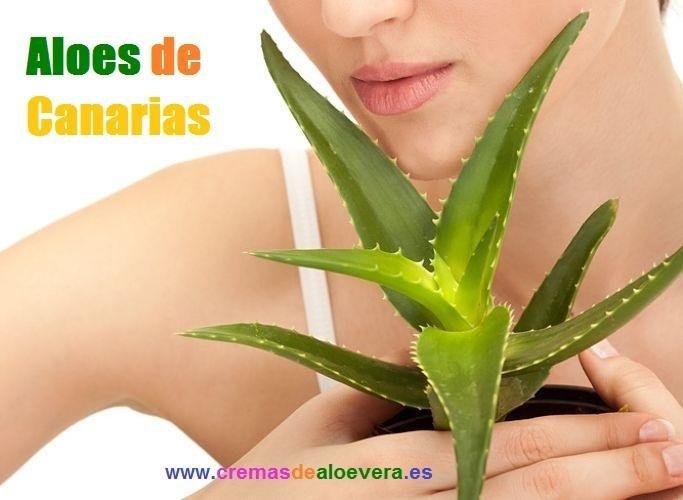 Aloe vera, cosmetica natural