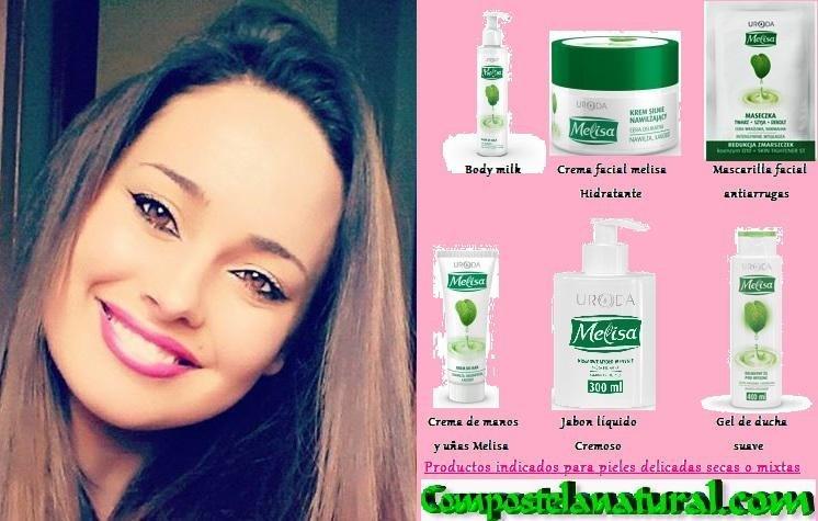 Uroda Melisa, Cosmética natural, Perfumes BI-ES y productos aloe vera, seleccionados por calidad. Belleza, Aseo y cuidado personal.