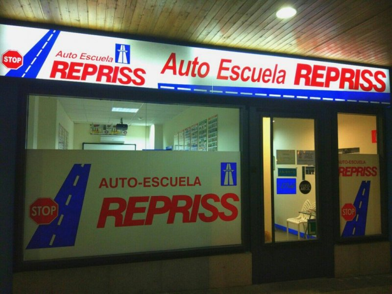 Autoescuela Repriss