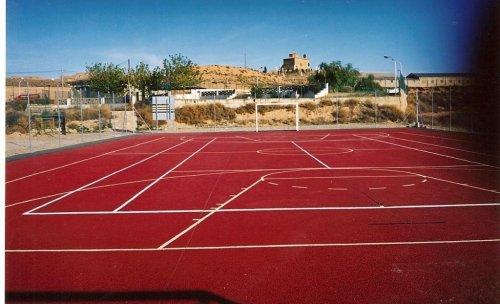 Construccion de pistas de padel y tenis