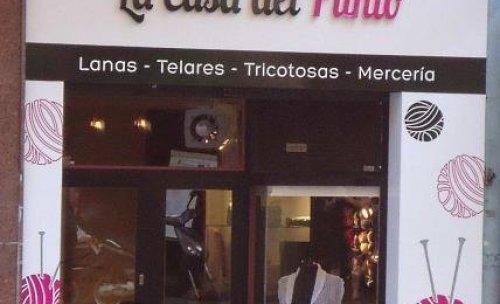 tienda de lanas en Zaragoza