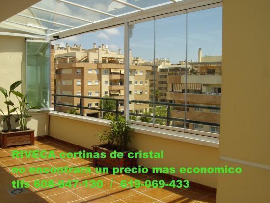 cortinas de cristal riveca 1