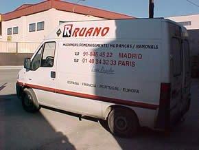 Mudanzas Ruano
