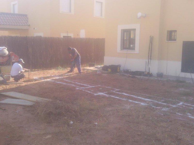 escavaciones