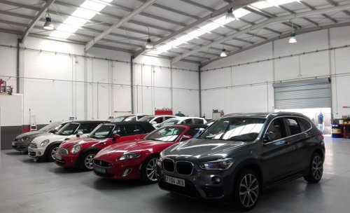 DiAuto Mallorca Garage