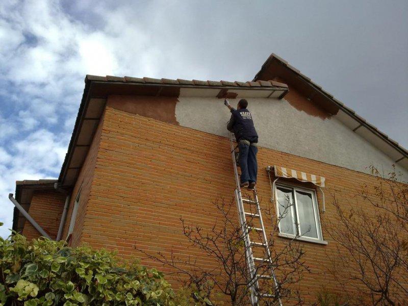 Elite Reformas: fachadas, tejados y cubiertas en Madrid
