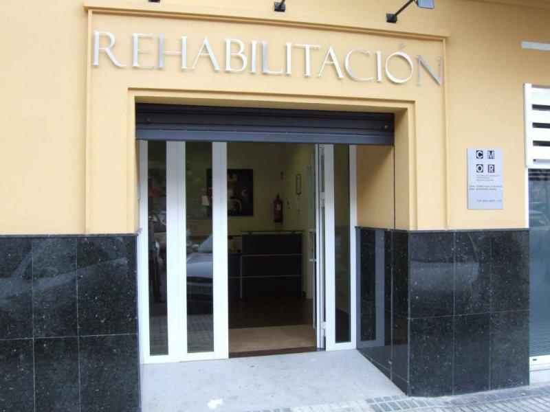 Fachada Centro Médico