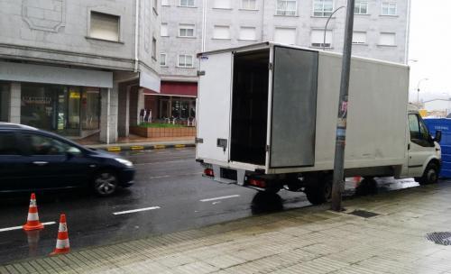 Mudanzas de la Peña, mudanzas y portes en Vigo