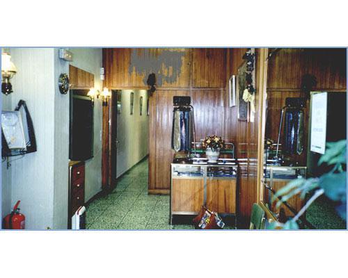Tienda situada en la calle principe de vergara en madrid