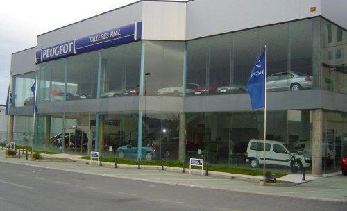 fachada de nuestras instalaciones