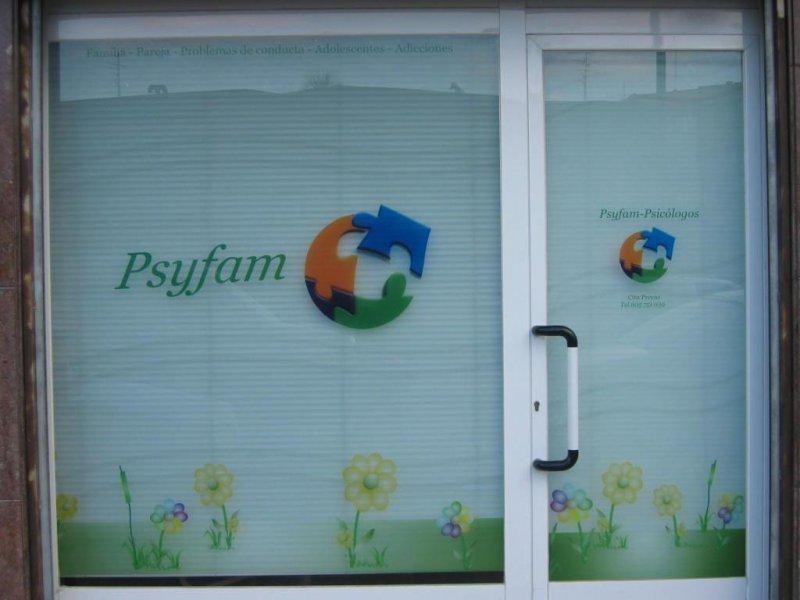 Fachada Psyfam