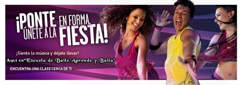 Clases de Zumba Fitness!!!