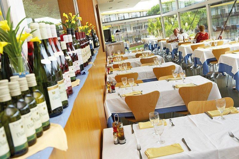 Restaurante del Aparthotel Comtat Sant Jordi