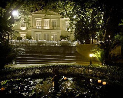 Fachada de Jardín Botánico de la Concepción