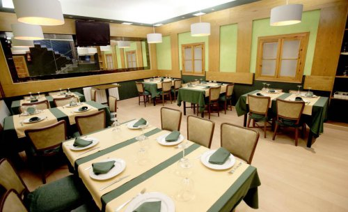 Restaurante Marisquería El Emperador Casa Pablo