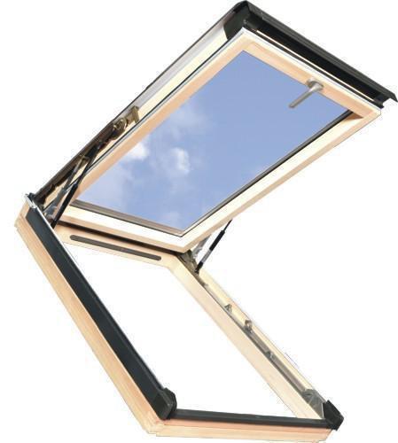 Ventana para tejado proyectante de OKPOL distribuidor CONVEX