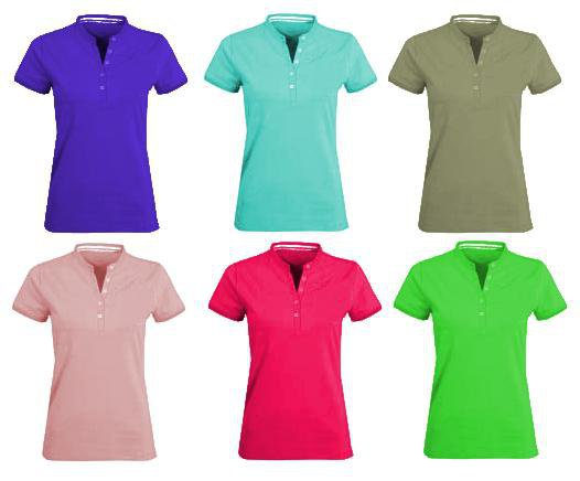 Polo chica 240 Gms.
