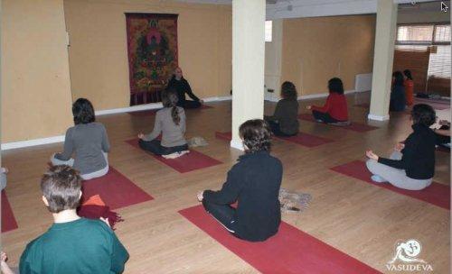 El Centro de Yoga Vasudeva
