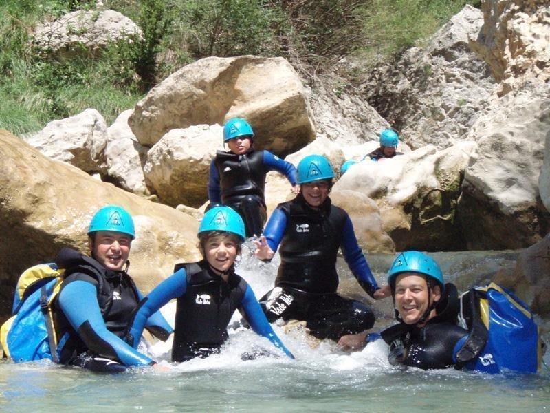 Actividades de aventura para toda la familia
