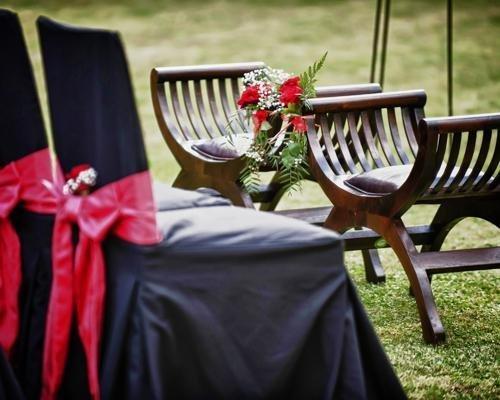 Preparación para la ceremonia