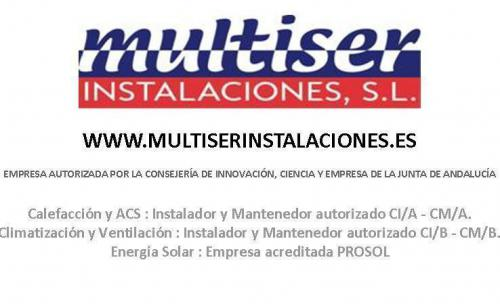 logotipo multiser