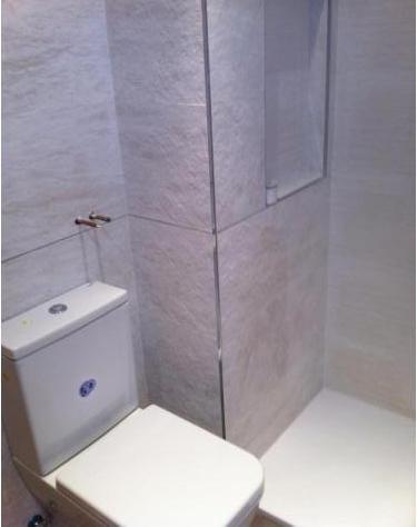 cambio de bañera por plato de ducha II