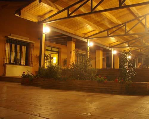 Jardín con capacidad para 400 invitados