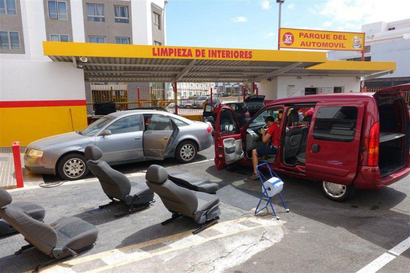 Autolavado Parque de Limpieza Altavista
