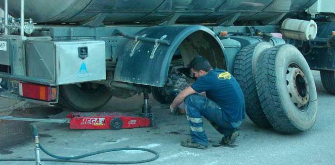 Neumáticos La Huertecilla
