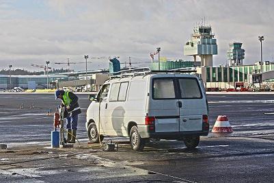 Facer, instalaciones eléctricas para aeropuertos