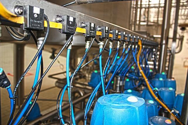 Facer, instalaciones eléctricas