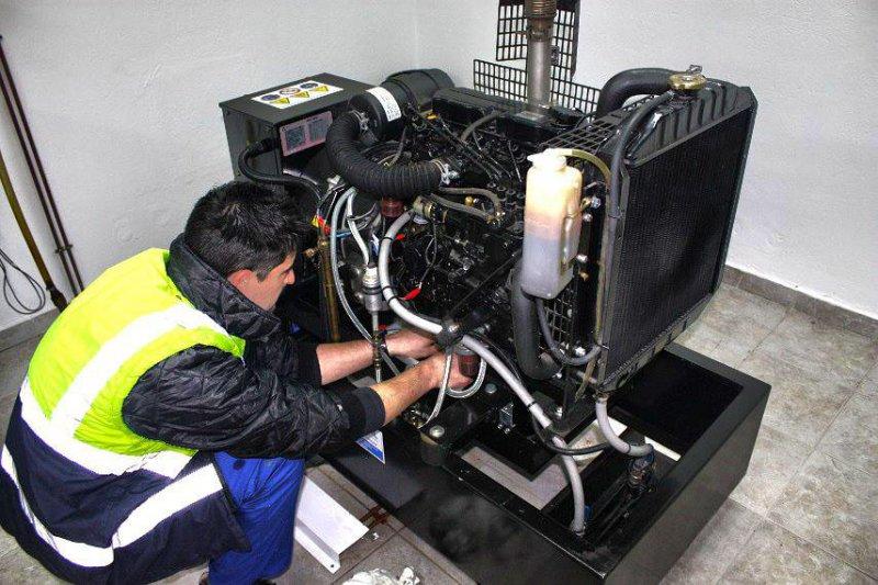Facer, instalaciones eléctricas y grupos electrógenos