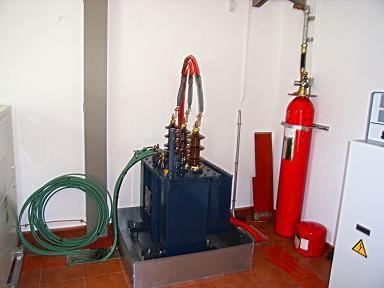 Facer, instalaciones eléctricas y centros de transformación